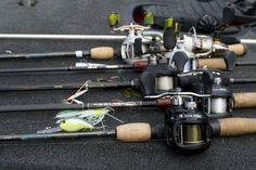 Continuing with the 6 rod bass fishing system by addressing reels. So in our last Combo Clinic, we addressed the thought that 6 rod and reel combos could serve the purpose of covering all your bases in bass fishing and keep you from retying the whole trip next time you go bass fishing. Then we ...