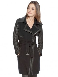 Taylor - WOOL COATS - ANDREW MARC - OUTERWEAR - WOMENS