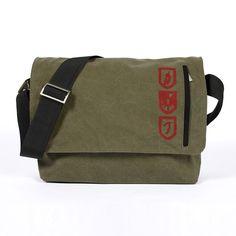 Tomb Raider Store - Shield Satchel - Bags - Accessories