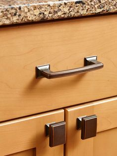 Kitchen Cabinet Handles Add Cabinet Handles To Accent Your Decor And