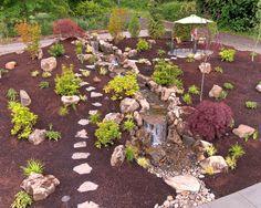 garden landscape ideas - Google Search