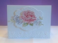 Stippled Blossoms by mycardscraps.com - Cards and Paper Crafts at Splitcoaststampers