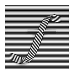 """""""F. #36daysoftype #36days_F #lettering #typography #type #opart #dailytype"""""""