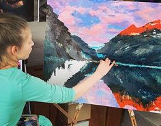 """Check out new work on my @Behance portfolio: """"Beyond the Mountains"""" http://be.net/gallery/45854115/Beyond-the-Mountains"""