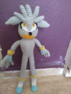 Silver Sonic Silver Sonic, Sonic Birthday Parties, Tweety, Snowman, Dinosaur Stuffed Animal, Disney Characters, Fictional Characters, Toys, Party