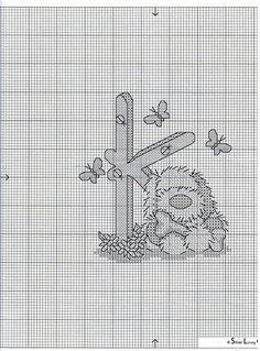 Para los peques... en punto de cruz (pág. 448) | Aprender manualidades es facilisimo.com