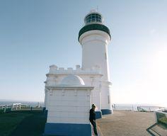 A Byron Bay photo diary … www.oraclefox.com #lighthouse #Byronbay #oraclefox #byron