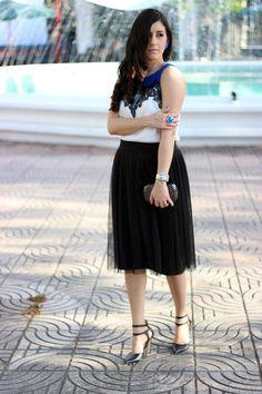 Black-local-store-skirt-black-shoedazzle-pumps