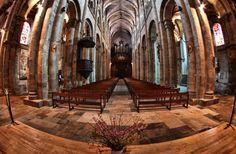 Figeac, St Sauveur.