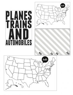 travel map, vacation, trip cards for project life - ready to print: Pocket Scrapbooking / Travel - lrgs Project Life Freebies, Project Life Cards, Project 365, Passion Project, Pocket Scrapbooking, Scrapbook Paper, Digital Scrapbooking, Scrapbooking Freebies, Scrapbook Photos