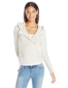 Lucky Brand Women's Hooded Active Jacket, Light Grey, X-Small Lucky Brand http://www.amazon.com/dp/B00PXLDN14/ref=cm_sw_r_pi_dp_j6Iqvb1KQ56BK