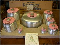 The ultimate find.... NRFB Kromex in Pink!
