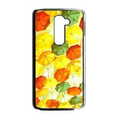 CaseCoco:LG G2 The Umbrella Colors Umbrellas Case ID:15953-111746