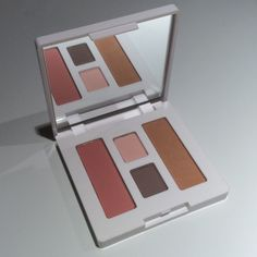 Clinique - blush/bronzer/shadows Ⓜ️ Never been used. Each color pallet in a perfect condition - no applicators.  Blush and eye shadows are with less shimmer, almost matte for saddle look.  Bronzer is with shimmer.  Also on Ⓜ️. Clinique Makeup