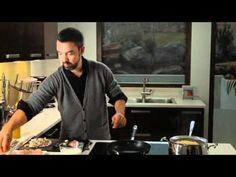 Episódio 10_Receita 1_Carbonara Portuguese Recipes, Portobello, Food And Drink, 1, Pasta, Cooking, Youtube, Brazilian Recipes, Nova