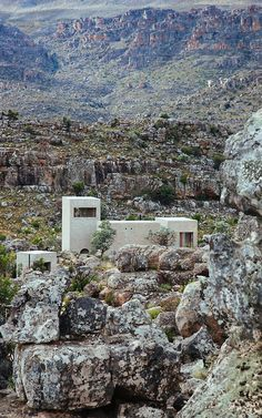house in the mountains ~ wolff architects