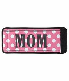 Personal Creations #Gifts  #Personalizedgifts Personalized Mother's Day Coozie-Pink by Personal Creations. $9.99. A Personal Creations Exclusive! Any Name Or Title (Grandma, Mom, Etc.), Up To 9 Characters. Choose Pink, Purple Or Blue. Non-Slip Cover With Velcro Closure. - Great Personalized Gifts via- http://www.AmericasMall.com/personalcreations-gifts
