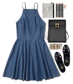 """""""A+"""" by mplusk ❤ liked on Polyvore"""