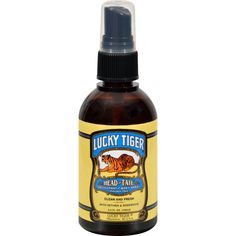 Lucky Tiger Head to Tail Deodorant and Body Spray - 3.4 fl oz - Lucky Tiger Head to Tail Deodorant and Body Spray Description:    Professional Grooming for Men  Paraben Free   Clean and Fresh  With Vetiver and Rosewood Smell clean and fresh. From the top of your head to the bottom of your feet.    Spray Lucky Tiger Deodorant and Body Spray to your underarms and body to get a long lasting fresh scent. Spray again in the evening for an invigorating lift! Free Of Paraben sulfate phthalate and…