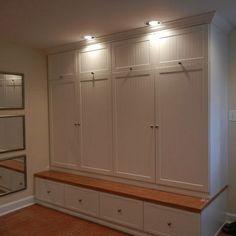 mudroom lockers with doors | mudroom...lockers with doors