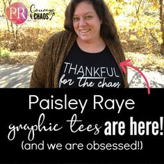 Paisley Raye Graphic Tees for Christmas