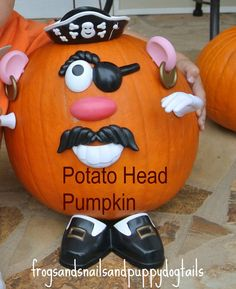 Frogs & Snails & Puppy Dog Tails (FSPDT): Halloween