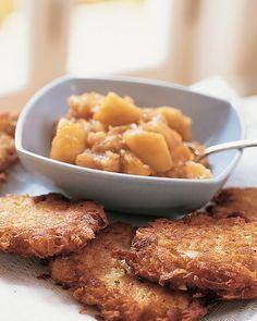 Chunky Applesauce - Martha Stewart Recipes