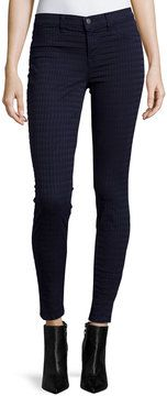 love this  -- J Brand Jeans Diamond-Jacquard Super-Skinny Ponte Pants, Celestine  -- http://www.hagglekat.com/j-brand-jeans-diamond-jacquard-super-skinny-ponte-pants-celestine/