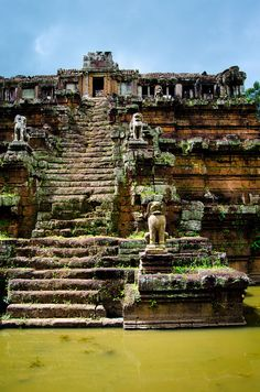 Angkor Thom, Cambodia  by Alexander Stephan on 500px