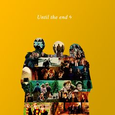 until the end graphic