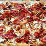 Caramelized Onion & Prosciutto Pizza | The Pioneer Woman Cooks | Ree Drummond