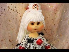 muñeca completa segunda parte, manualilolis, video-48 - YouTube