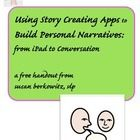 Narratives are the heart of our interactions.  Conversations are built on personal narratives.  Narrative discourse is different from other types o...