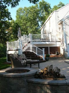 Idea for your backyard! #latitudes #decking