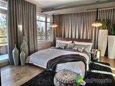 Les chambres à coucher de la maison Expo Habitat 2014 sont spectaculaires! Maison neuve a vendre St-Nicolas, Québec   DuProprio