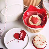 手作りチョコをクラスアップしてくれる*簡単バレンタインラッピング*