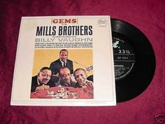 The Mills Brothers If I Could Be With You - YouTube
