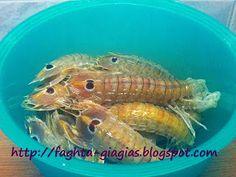Κατσαρίδες τηγανιτές ή κοκκινιστές με ρύζι - από «Τα φαγητά της γιαγιάς» Fish, Pisces