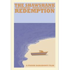 The Shawshank Redemption - a good yarn with good actors ... Stephen King writing as Richard Bachman; a story from when he was an author, not just a spit-it-out-as-fast-as-you-can-formula hack