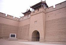 Jiayu Pass, Gansu province