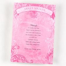 8 best sweet 16 quinceanera birthday invitations images on sweet sixteen birthday party invitation wording samples and ideas filmwisefo