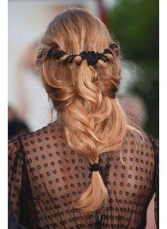Diane Kruger - September 12, 2015 #hair #Valentino