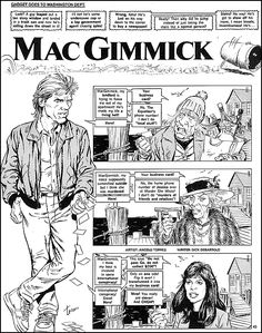 mad magazine pages -
