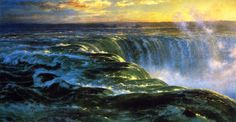 "Louis Remy Mignot ""Niagara"""