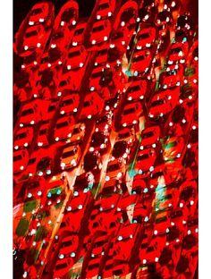 Carro Vermelho - Fine Art