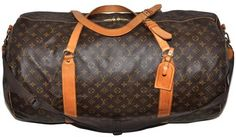 """Louis Vuitton Sac Polochon 65 Extra Large 26.5"""" Inch Jumbo Size Duffle Luggage Brown Travel Bag. Save 54% on the Louis Vuitton Sac Polochon 65 Extra Large 26.5"""" Inch Jumbo Size Duffle Luggage Brown Travel Bag! This travel bag is a top 10 member favorite on Tradesy. See how much you can save"""