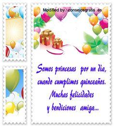 descargar mensajes de cumpleaños para quinceañera,mensajes bonitos para quinceañera: http://www.consejosgratis.es/frases-cortas-para-quinceaneras/