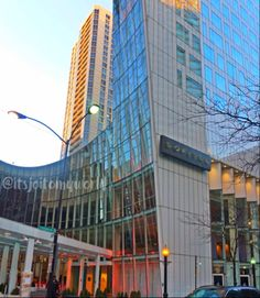 Where To Stay In Chicago! The Sofitel Chicago Magnificent Mile Hotel
