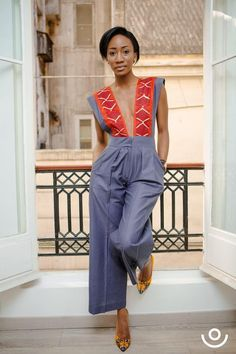 Black African Girls Killing It  Chic Outfits