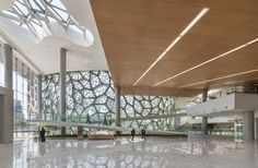 Gallery of Shanghai Natural History Museum / Perkins+Will - 10